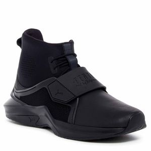 FENTY Puma by Rihanna Hi Trainer Sneaker 5.5 Black